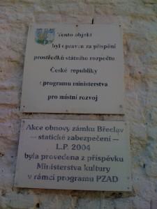 Břeclavský zámek