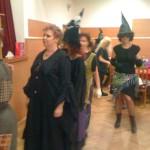 Čarodejnický rej v Charvátské Nové Vsi
