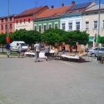 Farmářské trhy v Břeclavi začaly
