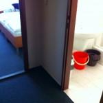 Hotel Fontána v Luhačovicích a plánované kýblování