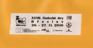 Hudecké dny 2010, festival s dlouholetou tradicí