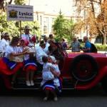 Jihomoravské dožínky 2011