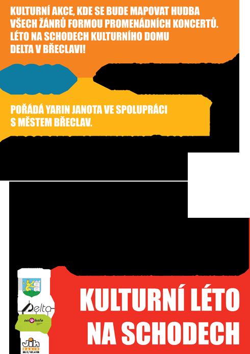 Kulturní léto na schodech 2011