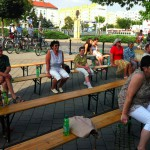 Kulturní léto na schodech 2012 v Břeclavi zahájeno