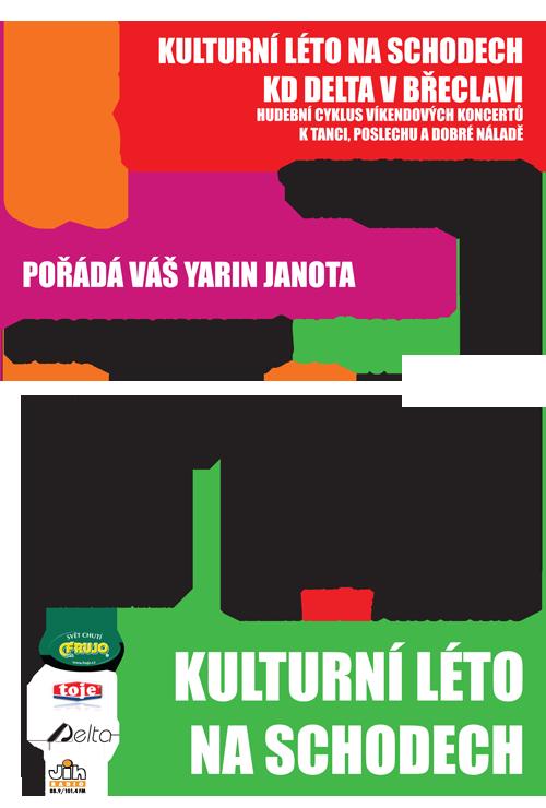 Kulturní léto na schodech 2012 v Břeclavi