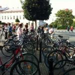 Sedmou řadu koncertů Kulturního léta na schodech v Břeclavi 2012 ozdobili sourozenci Osičkovi zVelkých Bílovic