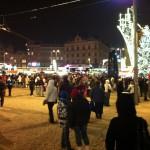 Vánoční trhy 2010 v Brně
