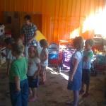 Vesnice roku Jihomoravského kraje 2011, Modrá stuha, Obec Rudka